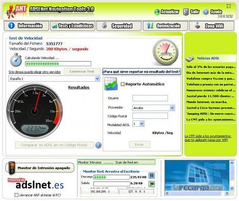 ADSLNet Navigation Tools Kit Para Tu Linea ADSL