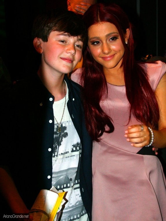 greyson chance dating ariana grande Ariana grande favorite music food animal movie 1993 to edward butera and joan grande ariana was demi lovato and greyson chance ariana grande has.