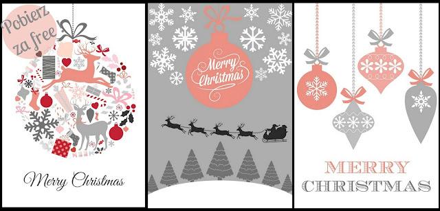 świąteczne postery free
