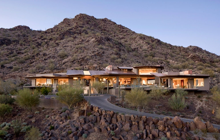 Dream home in the desert, Paradise Valley