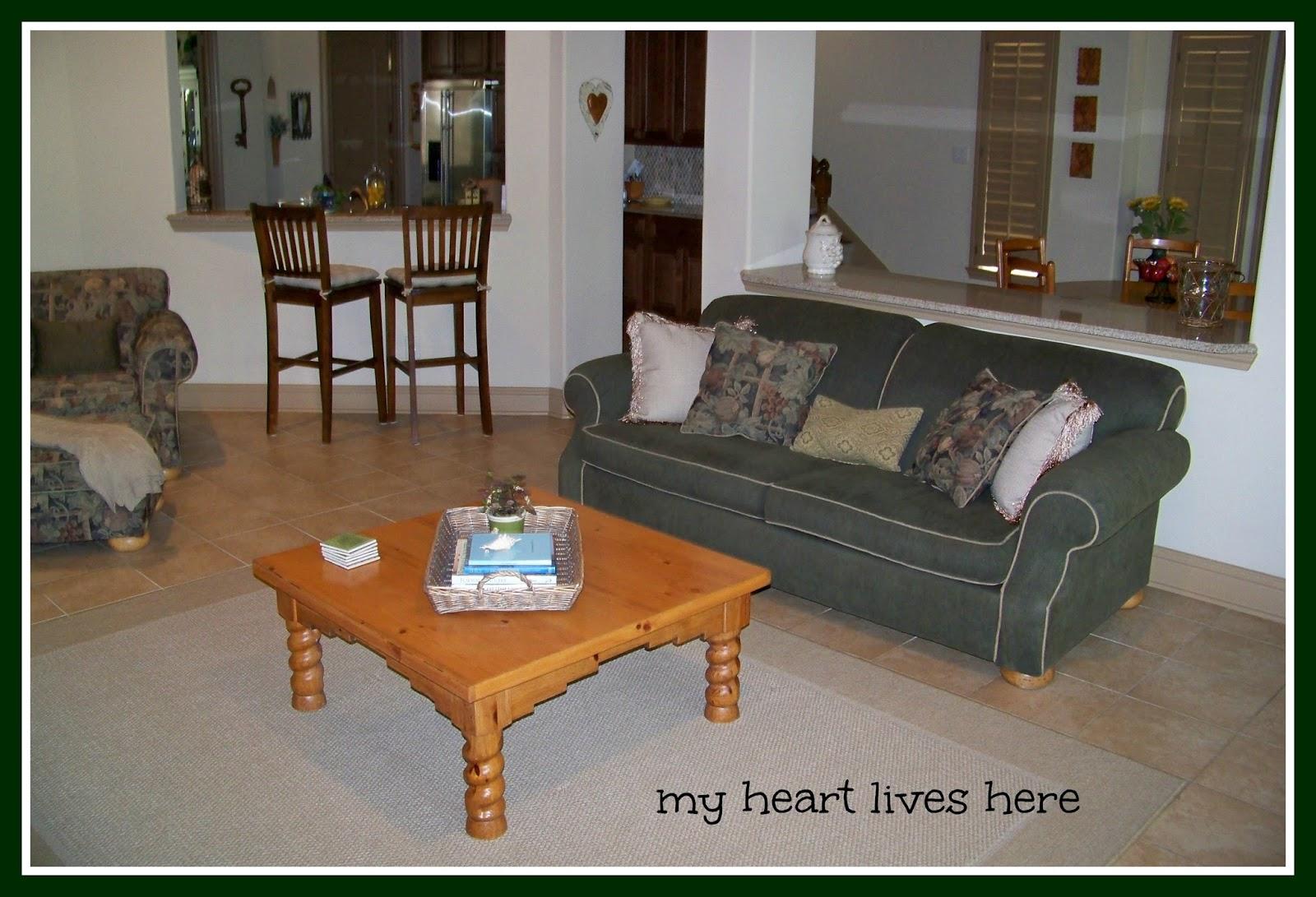 Pier  Living Room
