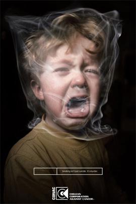 Galeri, sigara reklamları, sigaraya karşı yapılan reklamlar, sigara kullanımına karşı yapılan grafikler, fotoğraflar, çalışmalar, anti-sigara,