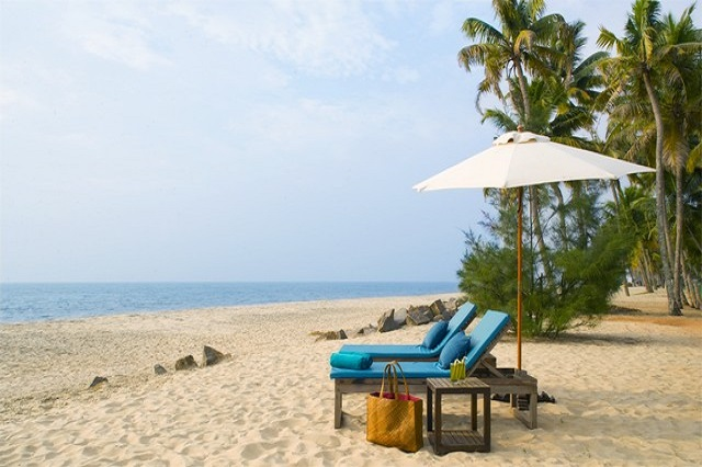 Marari Beach in Kerala