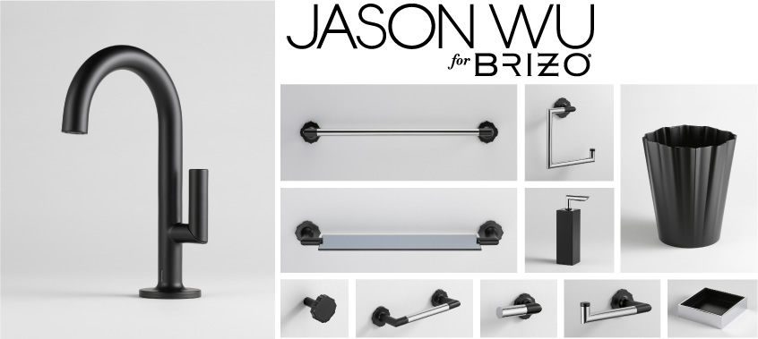 It Wasnu0027t Long Before Wu Was Asked To Design A Collection Exclusively For  Brizo. After Seeing A Prototype For A New Faucet, Wu Came Up With The  Concept Of A ...