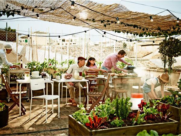 Emejing Terrazzo Ikea Pictures - Idee Arredamento Casa & Interior ...