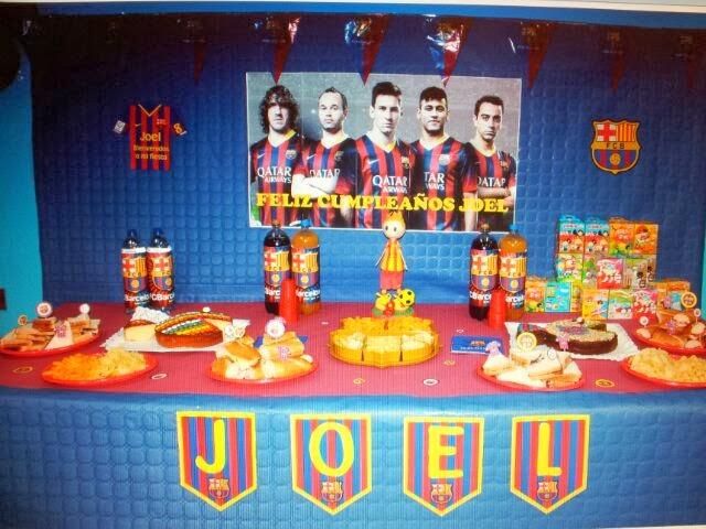Ideas para la decoraci n de fiestas infantiles fiesta de - Decoracion infantil barcelona ...