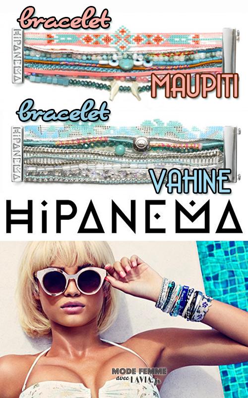 Bracelets brésiliens originaux Hipanema