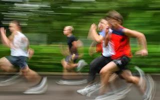 Series corredor de montaña