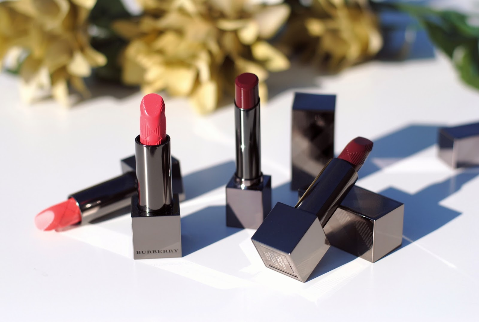 burberry kisses lipstick review