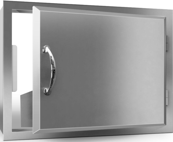 Home products: Wine Barrel Cooler, Stainless Steel Door And ...
