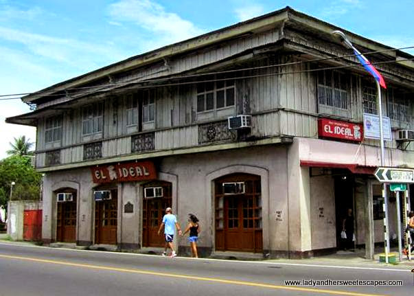 El Ideal in Silay