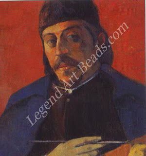 Gauguin comes to Arles In October 1888, Gauguin arrived in Arles for a short-lived, but disastrous collaboration with Van Gogh. The two men argued .fiercely, and Gauguin fled to Paris at Christmas when Vincent threatened to attack him with a razor - which he finally used on himself