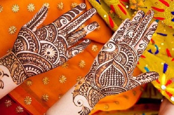 Mehendi Ceremony S Free Download : Bridal mehndi designs arabic for hands