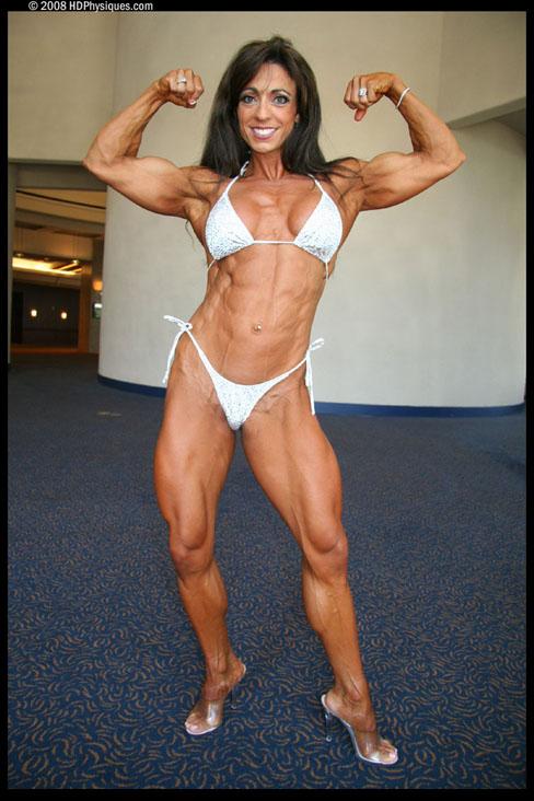 Karen Zaremba Female Muscle Bodybuilding HDPhysiques