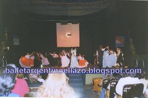 30º Aniversario Ballet Infantil - Escuela de Adultos y Ballet EL LAZO