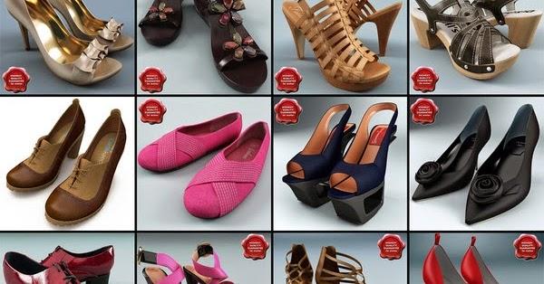 Aneka Macam dan Jenis Sepatu Wanita | Jual Sepatu Wanita