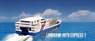 cara untuk membawa masuk kenderaan ke Langkawi