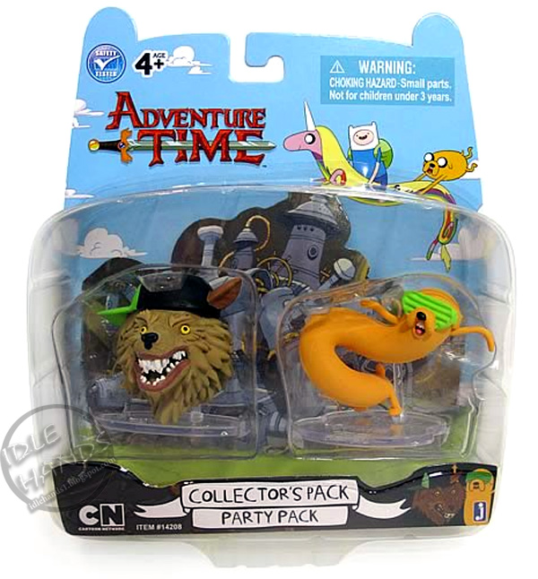 New Adventure Time Figures On The Way