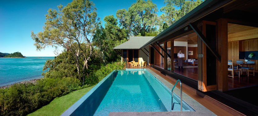 Hamilton Island Qualia Beach House