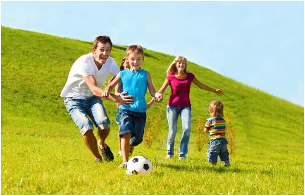 Dengan Olahraga Dapat Kurangi Stres pada Anak