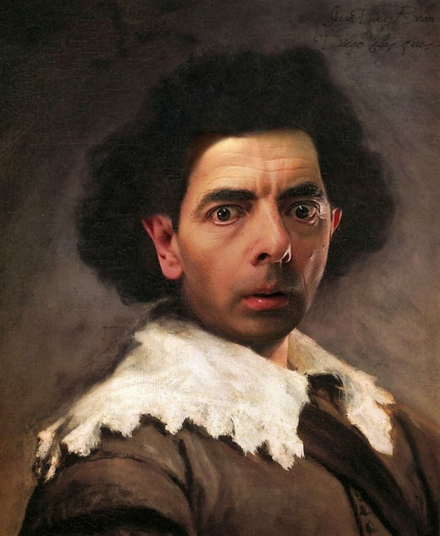 Mr. Bean-portrait-2