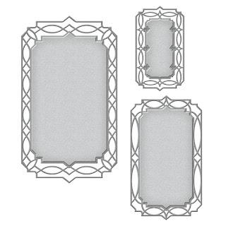 SBS5-254 Spellbinders Nestabilities Astoria Decorative Element