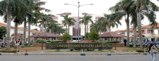 Alamat Universitas Negeri Jakarta