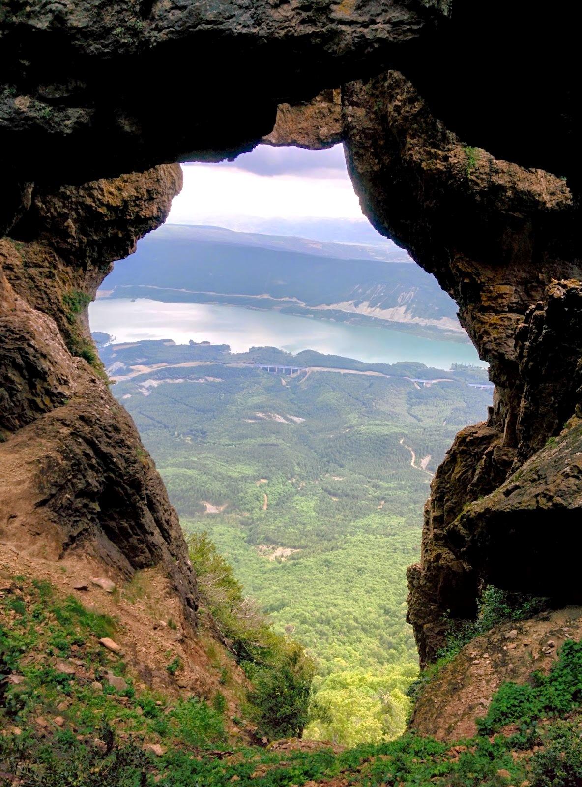 (28-Octubre) CASTELLAR (1.286 m) - PASO DEL OSO (SIERRA DE LEIRE)
