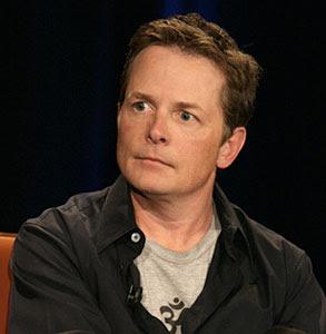 actores cinematograficos Michael J Fox