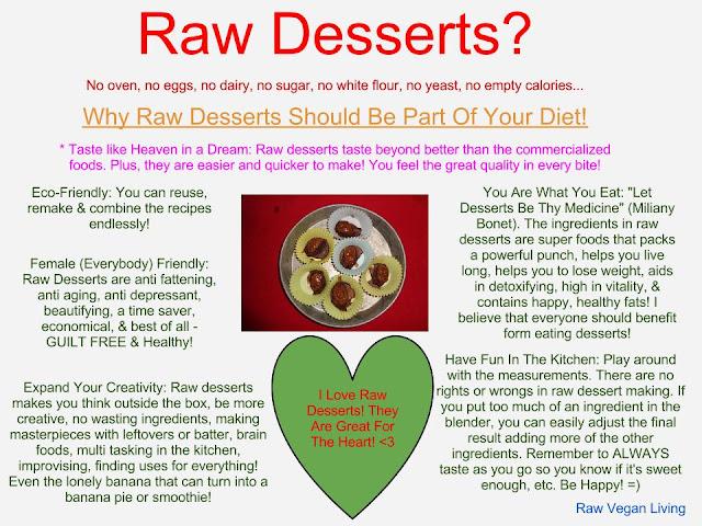 raw desserts image