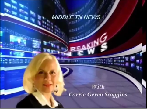 CARRIE GEREN SCOGGINS, END TIMES PROPHECY NEWS UPDATE WEBCAST-YOUTUBE, TENNESSEE TIMES NEWS TWITTER