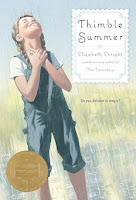 bookcover of THIMBLE SUMMER  by Elizabeth Enright