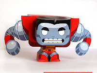 Colossus - Mini papercraft