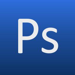 شعار برنامج الفوتوشوب