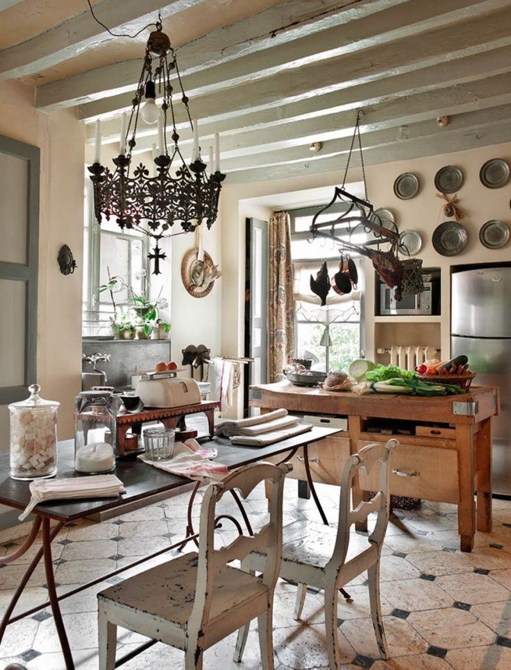 french country kitchen decor ciao! newport beach: french kitchen style