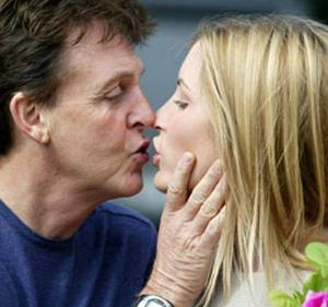 ten most expensive weddings Paul McCartney and Heather Mills