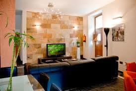Decoraciones y mas decora la pared con piedras elegantes y modernas en el 2014 - Decoracion muros interiores ...