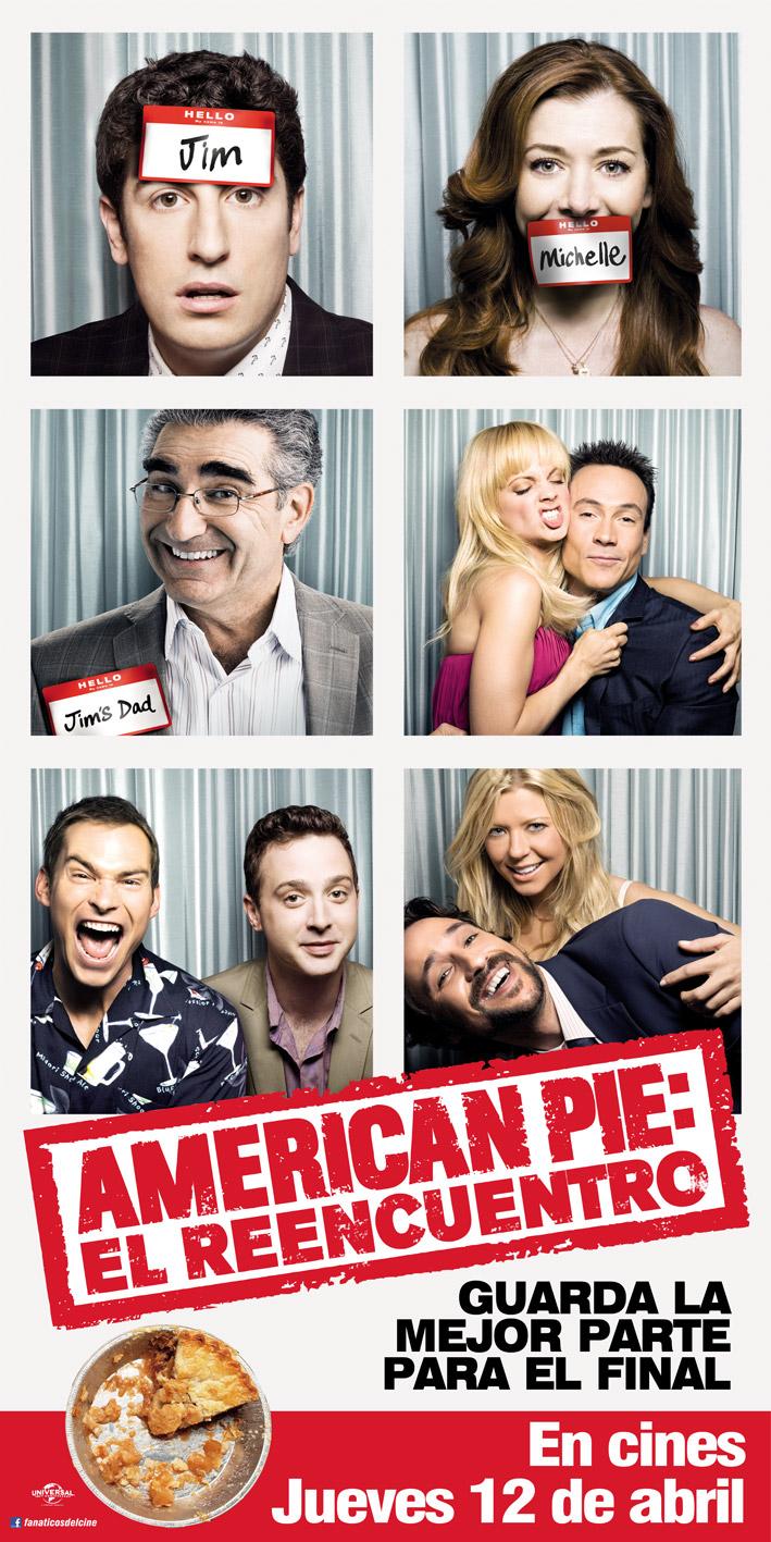 American Pie: El reencuentro (2012)