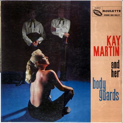 Kay Martin And Her Bodyguards Kay Martin At Las Vegas