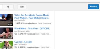 acceder a youtube