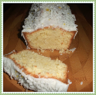 Lemon Coconut Pound Cake Southern Living