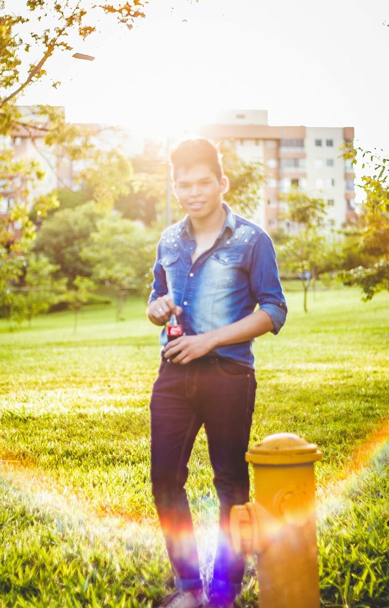 blog de moda brasilia look total jeans