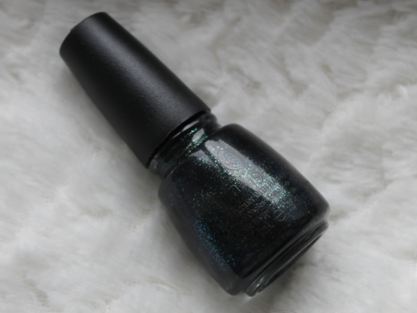 China Glaze - Smoke And Ashes.