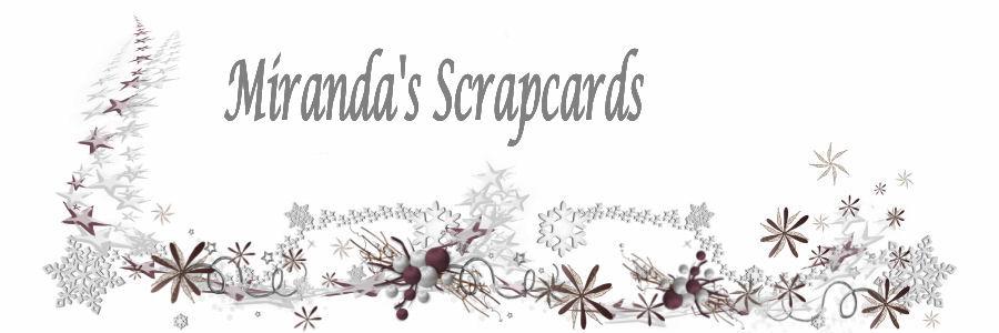 Miranda's Scrapcards