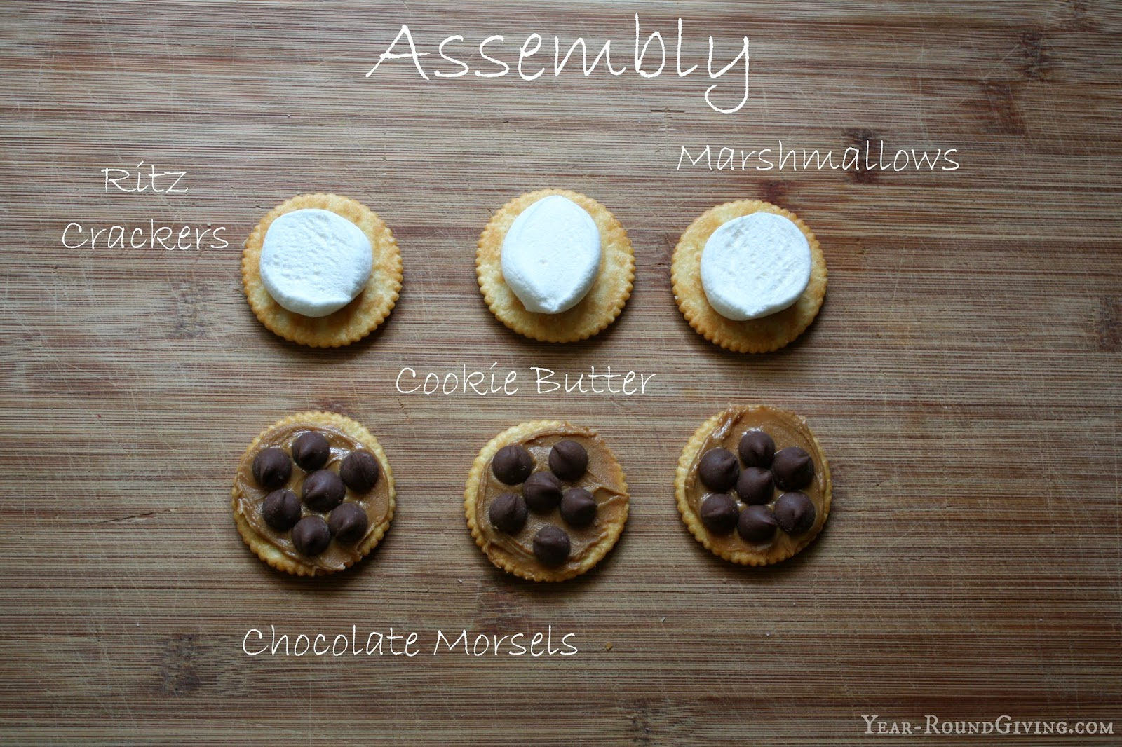 S'mores Assembly