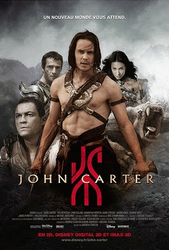 John Carter (2012) BluRay 720p