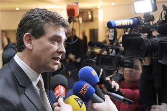 """Montebourg: """"le débat sur le diesel est clos"""""""