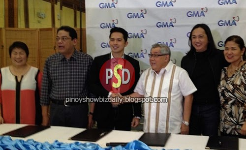 Dennis Trillo renews contract with GMA-7