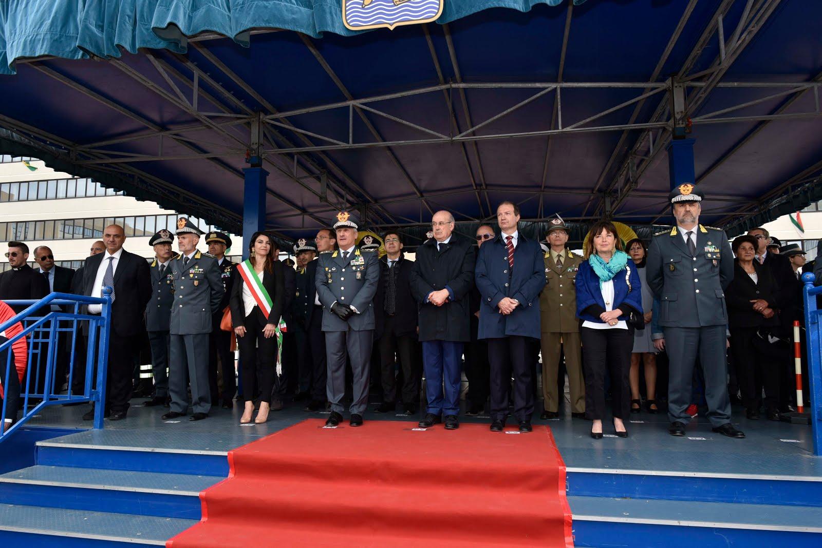 Cerimonia solenne di giuramento alla Repubblica Italiana