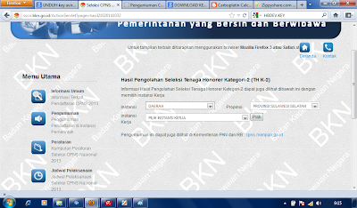 HALAMAN+CEK+KELULUSAN+K2+DI sscn.bkn.GO.ID